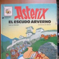 Cómics: ASTERIX. EL ESCUDO DEL AVERNO. GRIJALBO. TAPA DURA. Lote 49900959