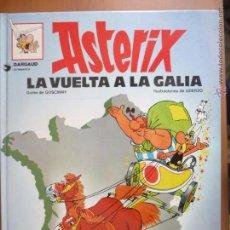 Cómics: ASTERIX. LA VUELTA A LA GALIA. GRIJALBO. TAPA DURA. Lote 49900966