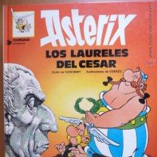 Cómics: ASTÉRIX. LOS LAURELES DEL CÉSAR. GRIJALBO. TAPA DURA. Lote 49900984