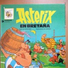 Cómics: ASTÉRIX EN BRETAÑA. GRIJALBO. TAPA DURA. Lote 49900988