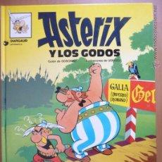 Cómics: ASTÉRIX Y LOS GODOS. GRIJALBO. TAPA DURA. Lote 49900998