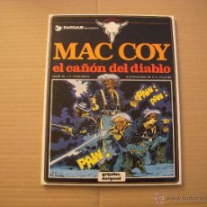 Cómics: MAC COY Nº 9, TAPA DURA, EDITORIAL GRIJALBO. Lote 49902260