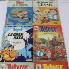 Cómics: L-224. ASTERIX. LOTE DE SEIS LIBROS DE ASTERIX. EN CATALÁN. GRIJALBO DARGAUD.. Lote 49920241