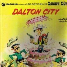 Cómics: LUCKY LUKE - DALTON CITY - GRIJALBO DARGAUD - 1985 - CATALAN. Lote 49927097