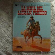 Cómics: TENIENTE BLUEBERRY LA MINA DEL ALEMAN PERDIDO. Nº 1. 1977. GRIJALBO. Lote 50026173