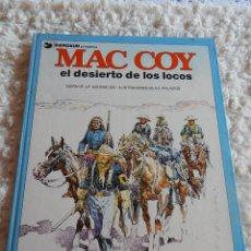 Cómics: MAC COY - EL DESIERTO DE LOS LOCOS N. 14. Lote 50038173