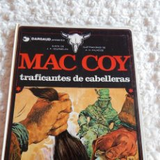 Cómics: MAC COY - TRAFICANTES DE CABELLERAS N. 7. Lote 50038255