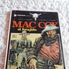 Cómics: MAC COY - EL FORAJIDO N. 12. Lote 50038391