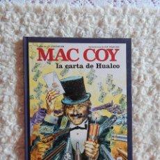 Cómics: MAC COY - LA CARTA DE HUALCO N. 19. Lote 72286311