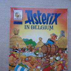 Cómics: ASTERIX EN BELGICA (EN INGLES) / PRADO 1989 CON LECCION. Lote 50068862