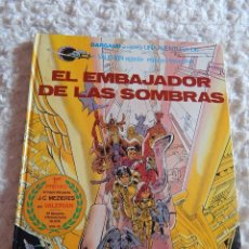 Cómics: UNA AVENTURA DE VALERIAN - EL EMBAJADOR DE LAS SOMBRAS - 5. Lote 217555233