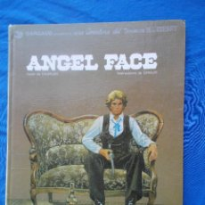 Cómics: ANGEL FACE - GRIJALBO / DARGAUD ( 1975 ). Lote 50200837