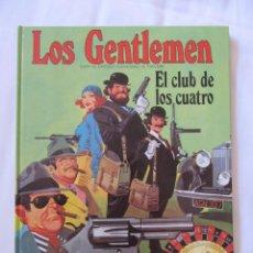 Cómics: LOS GENTLEMEN Nº 3 - EL CLUB DE LOS CUATRO - EDICIONES JUNIOR - GRIJALBO 1982. Lote 168825206