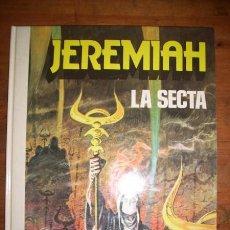 Cómics: HERMANN. LA SECTA. [JEREMIAH ; 6]. Lote 50228828