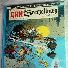 Cómics: LAS AVENTURAS DE SPIROU Y FANTASIO Nº14 :QRN EN BRETZELBURG.( FRANQUIN).. Lote 50238137