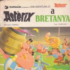 Cómics: ASTERIX A BRETANYA -- EN CATALÀ. Lote 50263337