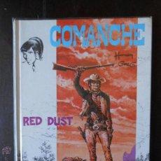 Cómics: COMANCHE - RED DUST Nº 1 - HERMANN, GREG - GRIJALBO (T1). Lote 50543389