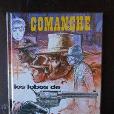 Cómics: COMANCHE Nº 3 - LOS LOBOS DE WYOMING - HERMANN, GREG - GRIJALBO - COMO NUEVO (T1). Lote 50543412
