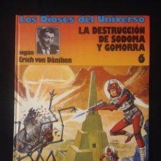 Cómics: LOS DIOSES DEL UNIVERSO 6. Lote 50618790