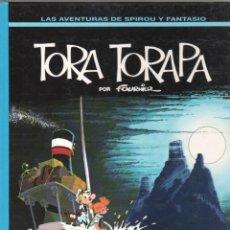 Cómics: SPIROU Nº 36 - TORA TORAPA - 1994 TAPA DURA POR FOURNIER. Lote 50626898