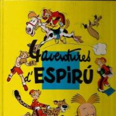 Cómics: 4 AVENTURES D'ESPIRÚ - FRANQUIN - GRIJALBO - 1992 - EN CATALÁN. Lote 50627964