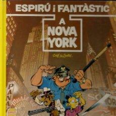 Cómics: ESPIRÚ I FANTÀSTIC A NOVA YORK - TOME / JANRY - GRIJALBO - 1991 - EN CATALÁN. Lote 50627983