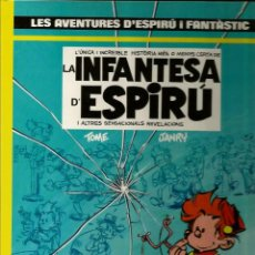 Cómics: LA INFANTESA D'ESPIRÚ - TOME / JANRY - GRIJALBO - 1990 - EN CATALÁN. Lote 50627986