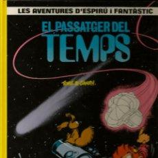 Cómics: EL PASSATGER DEL TEMPS - TOME / JANRY - GRIJALBO - 1990 - EN CATALÁN. Lote 50627992