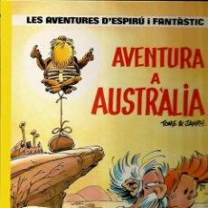 Cómics: AVENTURA A AUSTRÀLIA - TOME / JANRY - GRIJALBO - 1989 - EN CATALÁN. Lote 50627997