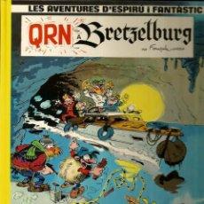 Cómics: QRN BRETZELBURG - FRANQUIN / GREG - GRIJALBO - 1985 - EN CATALÁN. Lote 50628025