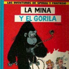 Cómics: LA MINA Y EL GORILA - FRANQUIN - GRIJALBO - 1982 . Lote 50628070