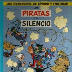 Cómics: LOS PIRATAS DEL SILENCIO Y EL SUPER QUICK - FRANQUIN - GRIJALBO - 1982 . Lote 50628076