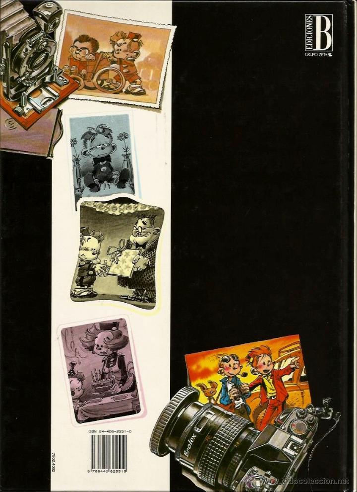 Cómics: TAJUDO AMB EL MEU DIT? - TOME / JANRY - ED. B - 1990 - EN CATALÁN - Foto 2 - 50628111