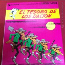 Comics: GRIJALBO LUCKY LUKE NUMERO 19 MUY BUEN ESTADO. Lote 50652609