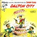 Cómics: LUCKY LUKE : DALTON CITY - PILOTE BRUGUERA, 1972. Lote 50685643