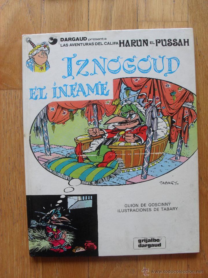 IZNOGOUD EL INFAME, GRIJALBO (Tebeos y Comics - Grijalbo - Iznogoud)