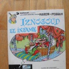 Cómics: IZNOGOUD EL INFAME, GRIJALBO. Lote 50741598