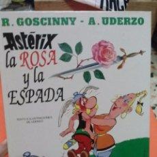Cómics: COMIC ASTERIX LA ROSA Y LA ESPADA. Lote 50744822