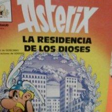 Cómics: COMIC ASTERIX LA RESIDENCIA DE LOS DIOSES . Lote 50744951