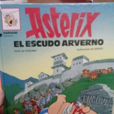 Cómics: COMIC ASTERIX EL ESCUDO ARVERNO. Lote 50745014