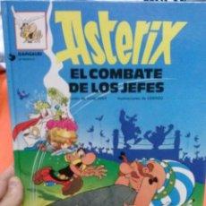 Cómics: COMIC ASTERIX EL COMBATE DE LOS JEFES . Lote 50745154