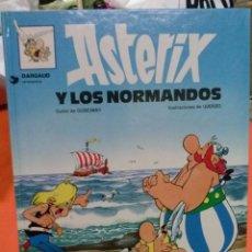 Cómics: COMIC ASTERIX Y LOS NORMANDOS (EDICIÓN TAPA DURA). Lote 50745239