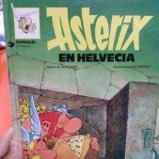 Cómics: COMIC ASTERIX EN HELVECIA. Lote 50745328
