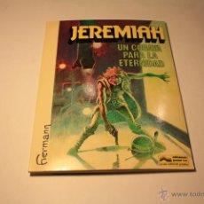 Cómics: JEREMIAH 5: UN COBAYA PARA LA ETERNIDAD (GRIJALBO / JUNIOR, RÚSTICA). Lote 50809579