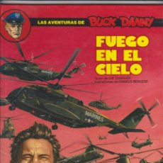 Cómics: LAS AVENTURAS DE BUCK DANNY Nº 43. FUEGO EN EL CIELO. TAPAS DURAS.. Lote 50898696