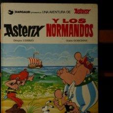 Cómics: ASTERIX Y LOS NORMANDOS (TAPA DURA 1977). Lote 51136610