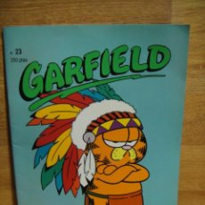 Cómics: GARFIELD Nº 23 - GRIJALBO - EDICIONES JUNIOR. Lote 51322417