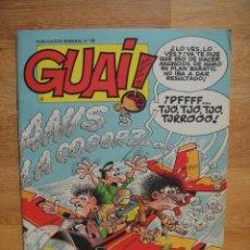 Cómics: GUAI Nº 3 - EDICIONES JUNIOR - GRIJALBO. Lote 51338158