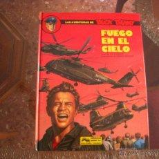 Cómics: LAS AVENTURAS DE BUCK DANNY Nº 43, TAPA DURA, EDITORIAL GRIJALBO. Lote 51408521