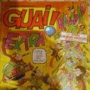 Cómics: COMIC GUAI! Nº 82 GRIJALBO-ASTERIX-IBAÑEZ-MIRLOWE-RAF-SEGURA-ROBA-1987 NUEVO EXTRA NAVIDAD. Lote 51454792